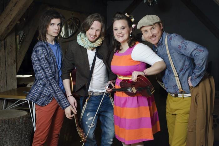 (foto, video) Cine sunt străinii de la Eurovision