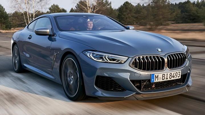 (foto) Cum arată în nivel de echipare de bază şi cât costă noul BMW Seria 8 Coupe în Moldova