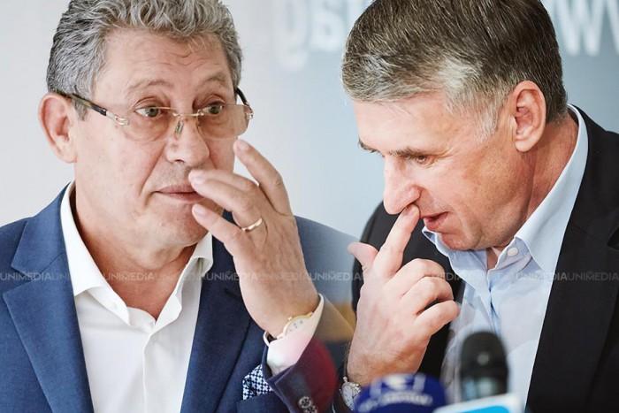 (foto) Ghimpu îi dă replică lui Sturza: Nici pălăria dumitale nu este departe de cea a lui Plahotniuc