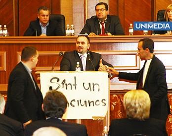 (video) Fotografia Zilei în Parlament: