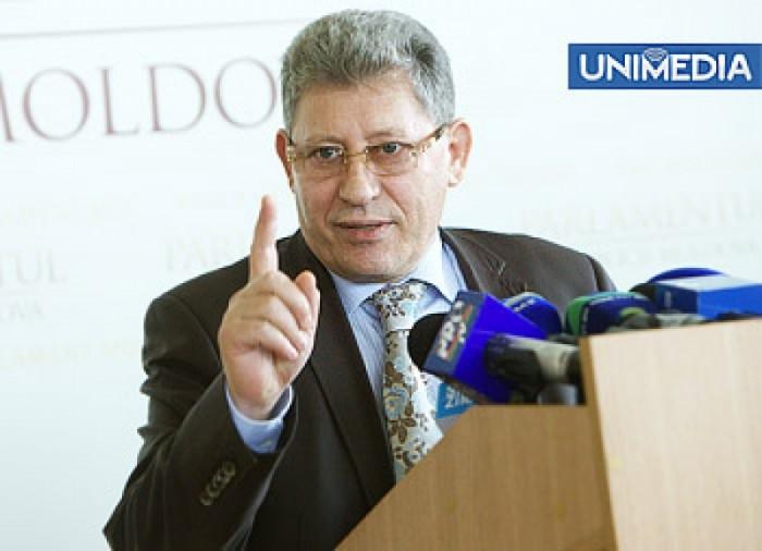"""Ghimpu, audiat la CNA: Mi s-a prezentat """"lista oponenților"""" scrisă de Vicol"""