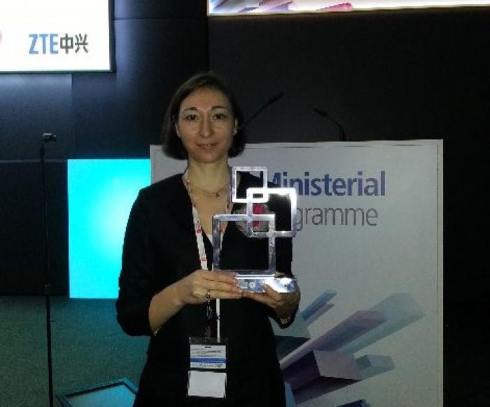 Guvernul a luat premiul internațional pentru cea mai bună performanță în comunicarea mobilă