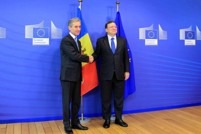 """Jose Manuel Barroso: """"Cred cu tărie în perspectiva europeană a Republicii Moldova"""""""