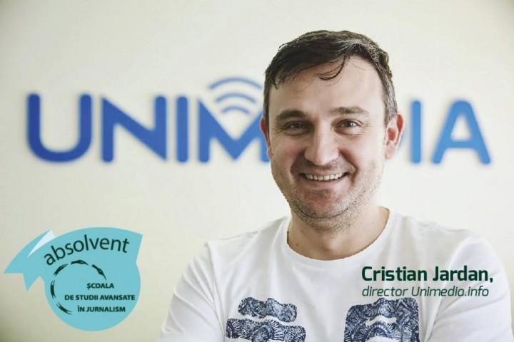 (video) Jurnalistul Cristian Jardan, despre reglementarea presei online: Acest control trebuie să fie unul simplu, fără ca statul să comită abuzuri