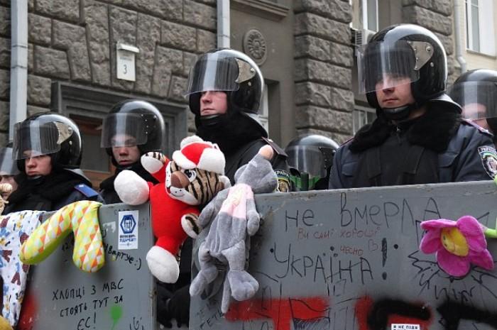 (foto) Circa 100.000 de persoane participă astăzi la Marea Adunare din Kiev