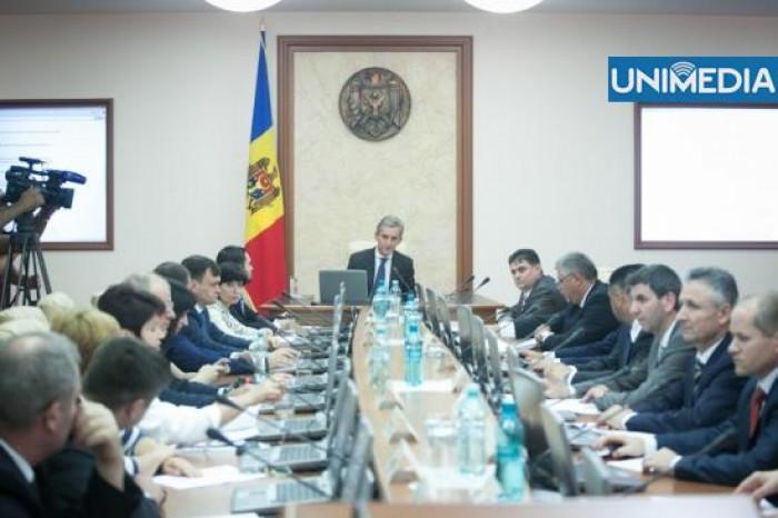 Leancă conduce o delegaţie a Guvernului în Germania