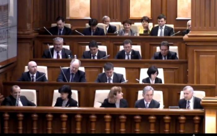 Leancă va solicita vineri votul Parlamentului pentru învestirea noului Guvern