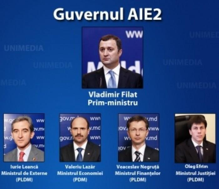 Liderii AIE nu au reușit să se înțeleagă: Soarta Guvernului se va decide mâine în Parlament