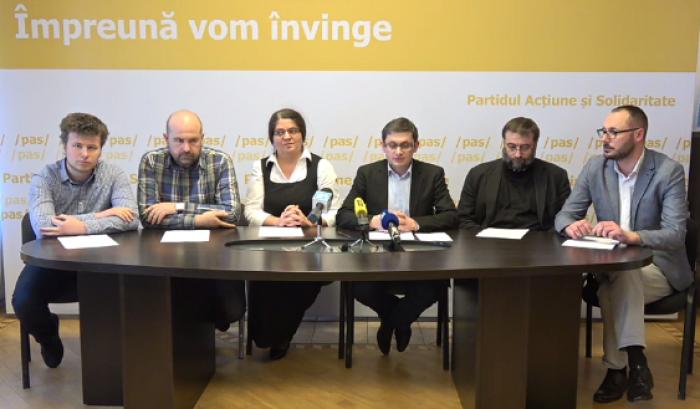 (video) PAS, despre referendumul lui Dodon: Este un joc comun cu Plahotniuc, pentru a ne sustrage atenția de la problemele reale