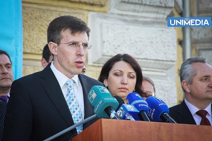 (video) Dorin Chirtoacă a prezentat raportul anual de activitate