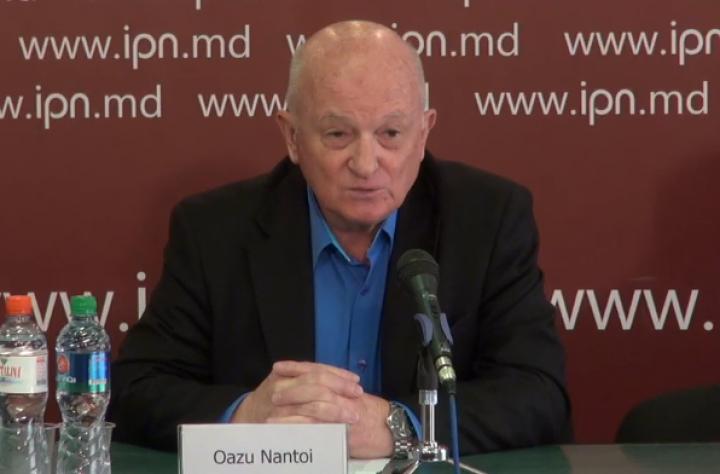 (video) Oazu Nantoi îl susține pe Andrei Năstase în alegerile din Chișinău: Mă adresez către cei care m-au votat în 2015 și către toți locuitorii Chișinăului, să nu se lase manipulați de tandemul Plahotniuc-Dodon