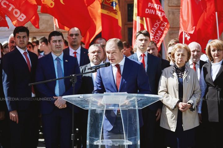 (video) Ion Ceban și-a prezentat oferta electorală pentru suburbii