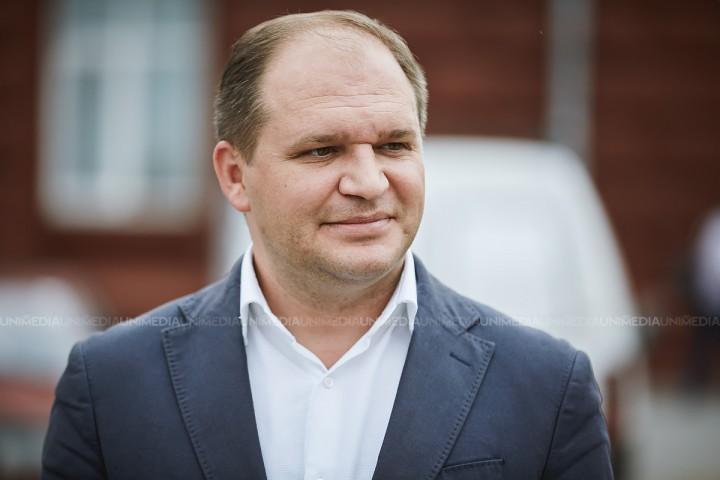 (video) Ion Ceban a susținut o conferință de presă după anunțarea rezultatelor