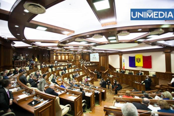 LIVE: Prima ședință a noului Parlament