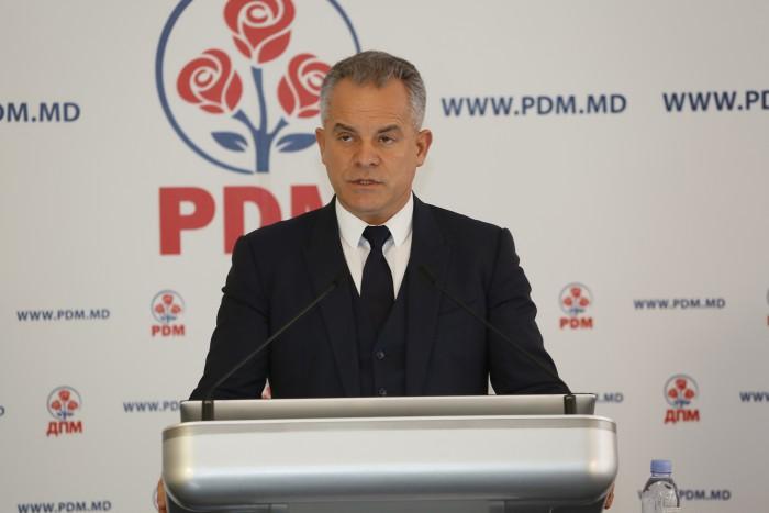 (video) Vlad Plahotniuc: Suntem pentru schimbarea sistemului electoral. Vom promova votul uninominal