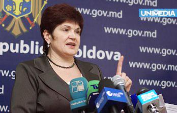Marian Lupu și-a decorat colega de partid - pe Valentina Buliga