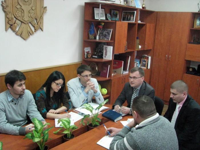 Ministerul Tineretului a punctat prioritățile pentru anul 2013