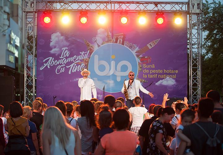 Moldcell a deschis cel mai mare magazin din Moldova și a lansat aplicația BiP