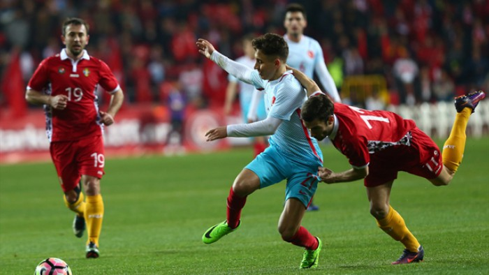 (video) Naționala Moldovei a fost învinsă în amicalul jucat cu Turcia. Radu Gînsari a marcat un gol în poarta turcilor