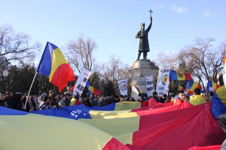 O declarație simbolică de unire a României cu Republica Moldova ar putea fi semnată la Timișoara