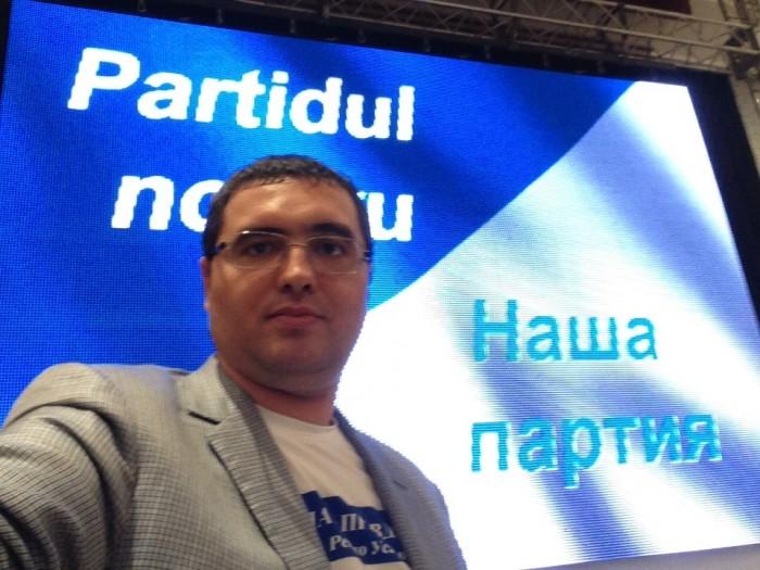 PaRUs, noul partid al lui Renato Usatîi
