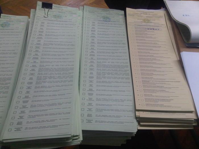 Peste 3 mln de buletine de vot vor fi tipărite pentru alegerile din 30 noiembrie