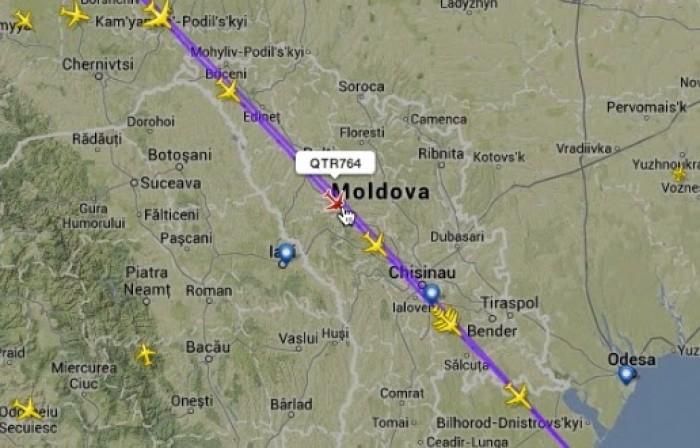 Petrenco: Avioane militare survolează spaţiului aerian al RM. Ministerul Apărării dezminte informația