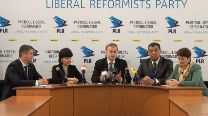 Ana Guțu nu se regăsește în primii 10 pe lista electorală prezentată de PLR