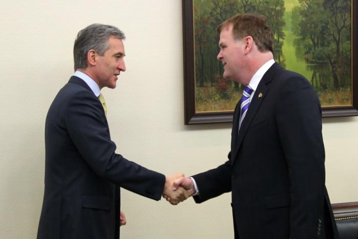 Prima vizită la Chișinău a unui ministru de Externe al Canadei