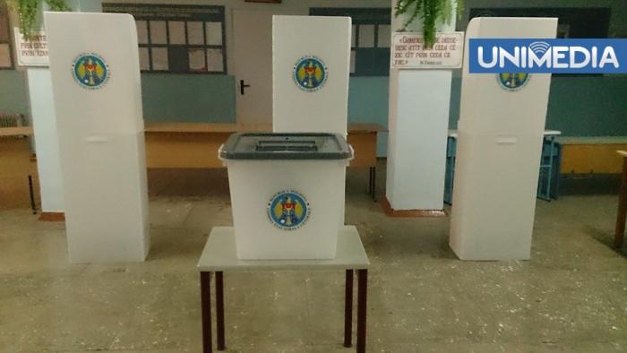Primele date privind participarea la vot