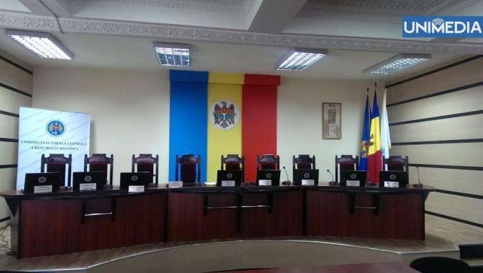 Primul candidat independent și încă un partid politic au fost înscriși în cursa electorală