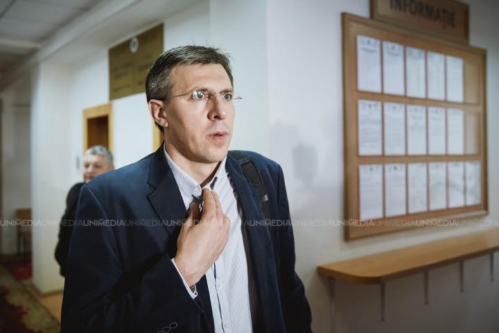 """Chirtoacă, despre afirmațiile lui Eugen Tomac: """"Cine vrea să-l susțină pe Valeriu, îl susține și nu inventează refuzuri absurde"""""""