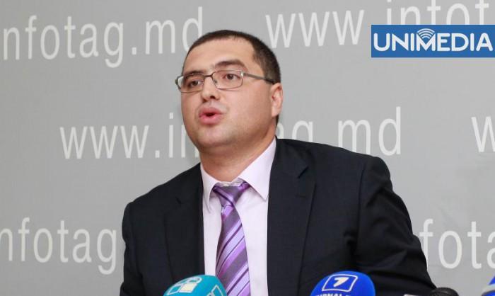 Reacția lui Usatîi, după ce Ministerul Justiției nu i-a înregistrat noul partid