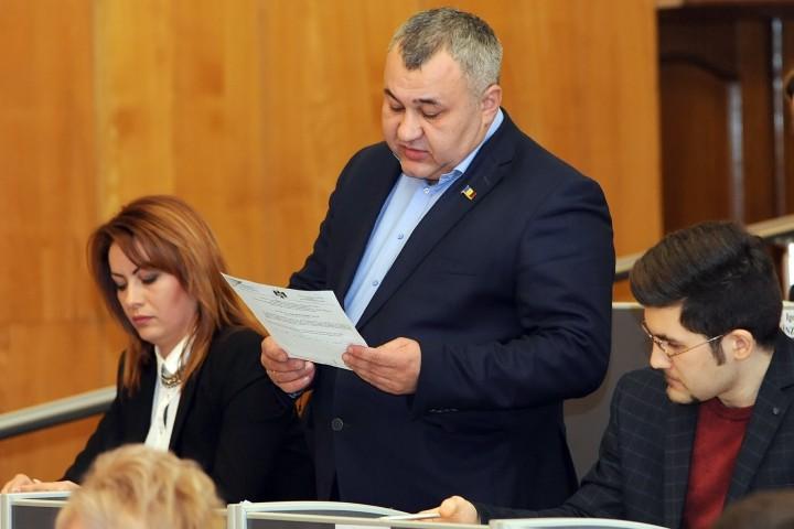 (100% din procese verbale prelucrate) Candidatul Nicolae Grigorișin de la Partidul Nostru a câștigat din turul I la alegerile din Bălți