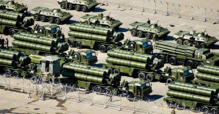 Rusia a instalat sisteme S-400 în apropierea unei uzine iraniene de armament din Siria