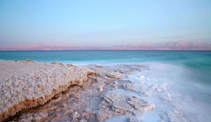 Seceta are consecinţe dramatice asupra Mării Moarte