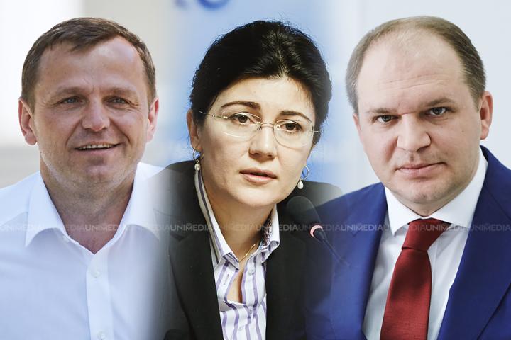 (sondaj) Favoriții la alegerile locale din Chișinău. Cine are șanse să ajungă în turul II