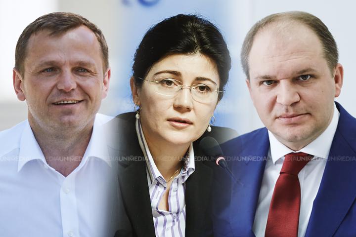 (sondaj) Silvia Radu, Ion Ceban și Andrei Năstase printre favoriți la alegerile locale din 20 mai