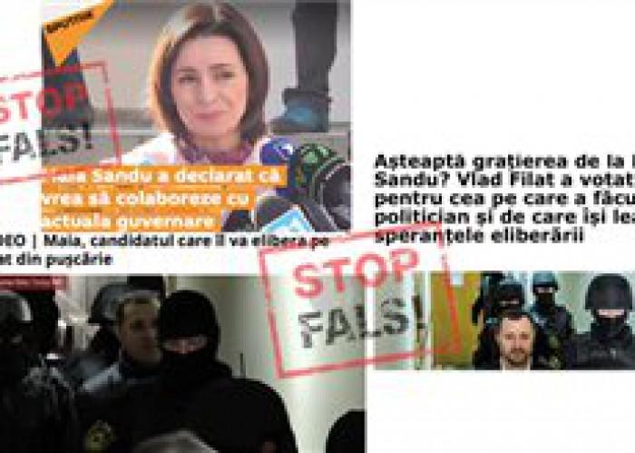 STOP FALS! Manipulare informațională în alegeri: transferul de imagine negativă