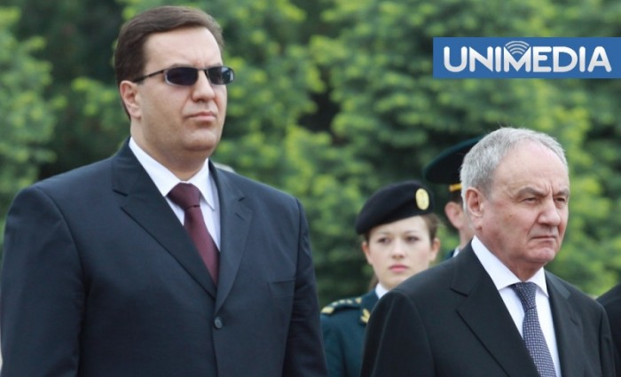 Timofti a discutat cu Lupu despre căile de depășire a crizei politice