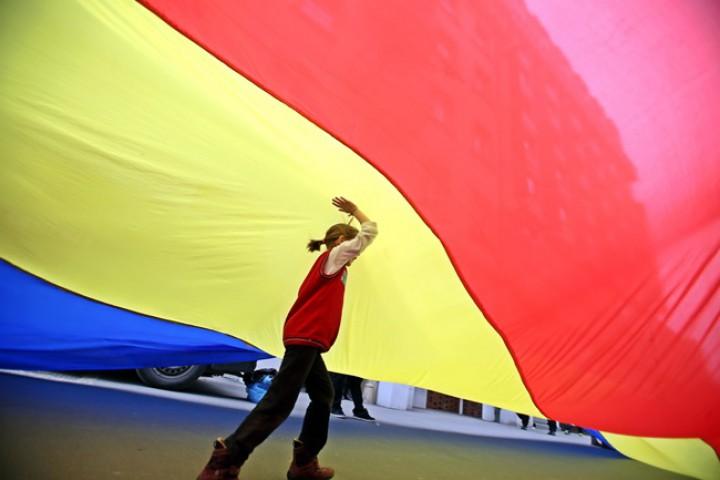 """""""Unirea trece Prutul"""". La Iași și Constanța au fost înregistrate inițiative privind adoptarea unor declarații de Unire cu Republica Moldova"""