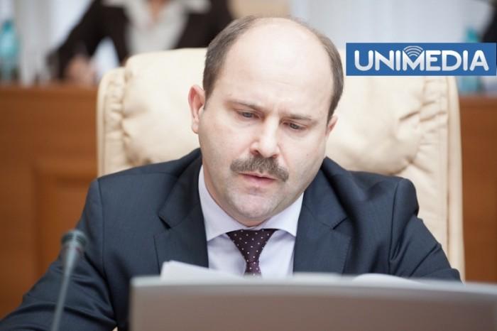 Logos Press: Valeriu Lazăr pleacă de la Ministerul Economiei