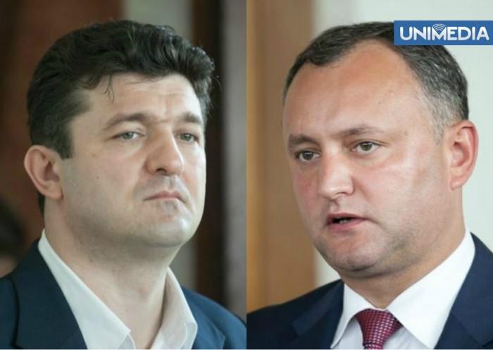 (video) Dodon și Muntean nu au luat în serios declarațiile lui Candu