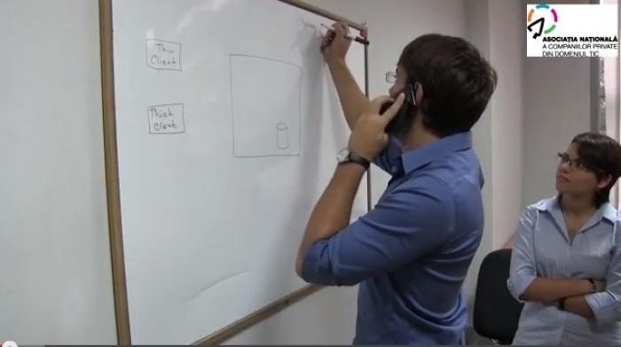 (video) Aleg cariera IT. Poveștile de succes a cinci tineri de la Allied Testing