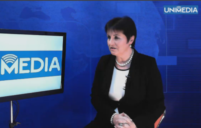 (video) Ana Guțu în studioul UNIMEDIA