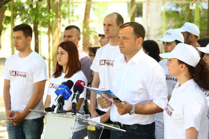 (video) Andrei Năstase promite câte două terenuri de sport mixte, în fiecare sector al capitalei