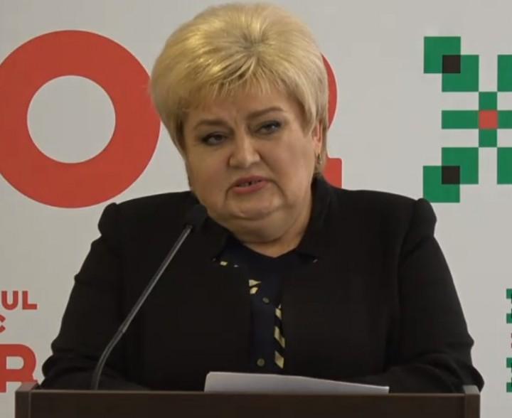 """(video) Candidatul ȘOR, Reghina Apostolova a susținut o conferință de presă: """"Alocații municipale pentru toți pensionarii din Chișinău"""""""