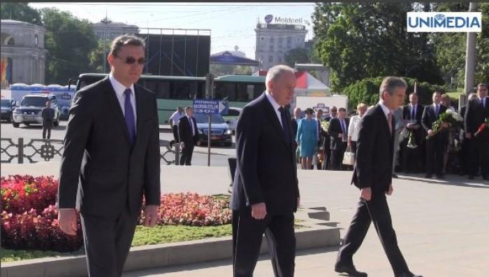 (video) Ceremonia solemnă care a precedat ratificarea Acordului de Asociere cu UE