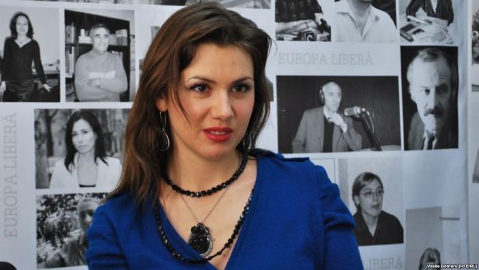 (video) Cristina Țărnă, în studioul UNIMEDIA