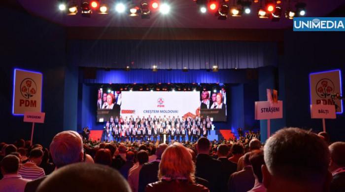 (video) Democrații s-au lansat oficial în campania electorală